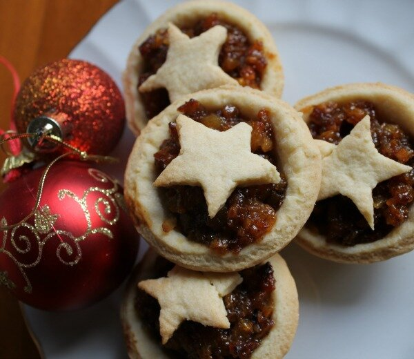 Sweets For Santa – Fruit Mince Pies