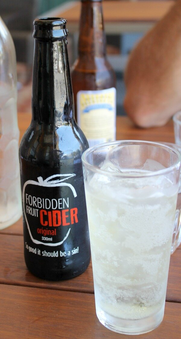 forbidden fruit cider