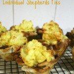 Individual Shepherds Pies