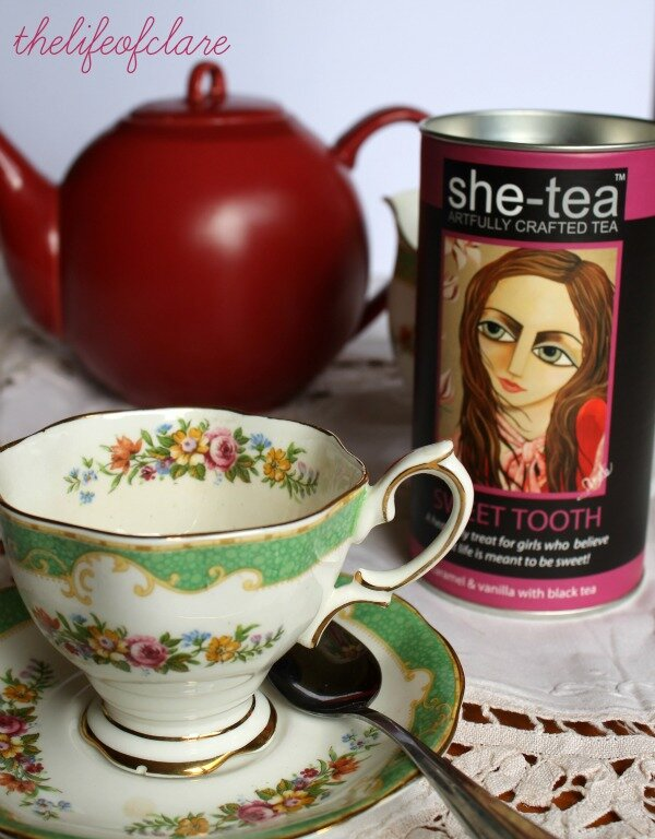 tea party she-tea
