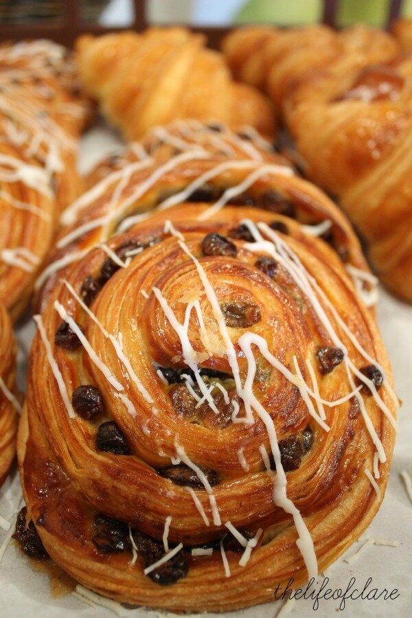 Breakfast pastries EDB13