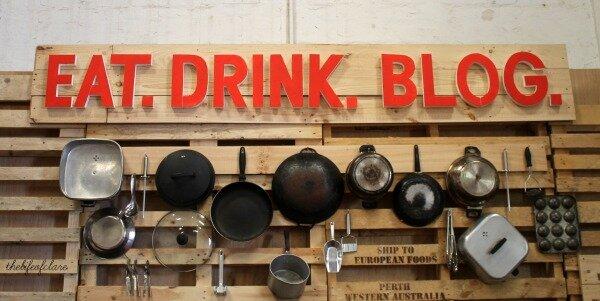Eat Drink Blog 2013