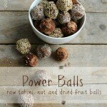 power energy balls