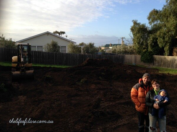 Owner Building Our Dream Home