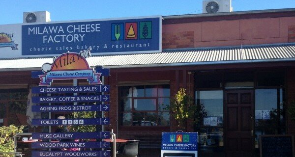 Milawa Cheese Factory
