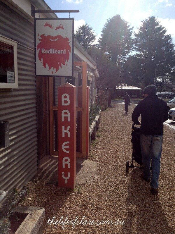 Red Beard Bakery