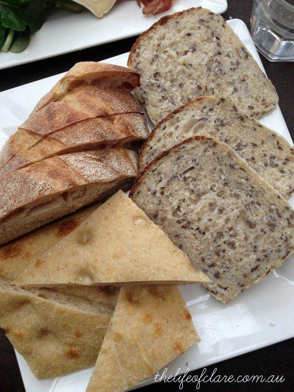 lunch bread red beard bakery