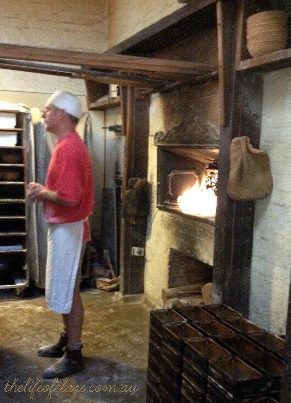 red beard bakery oven