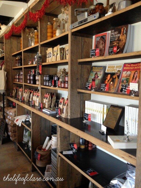 red beard book shelf