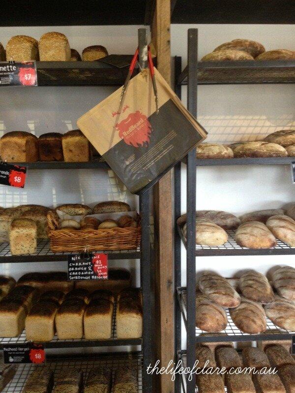 red beard bread
