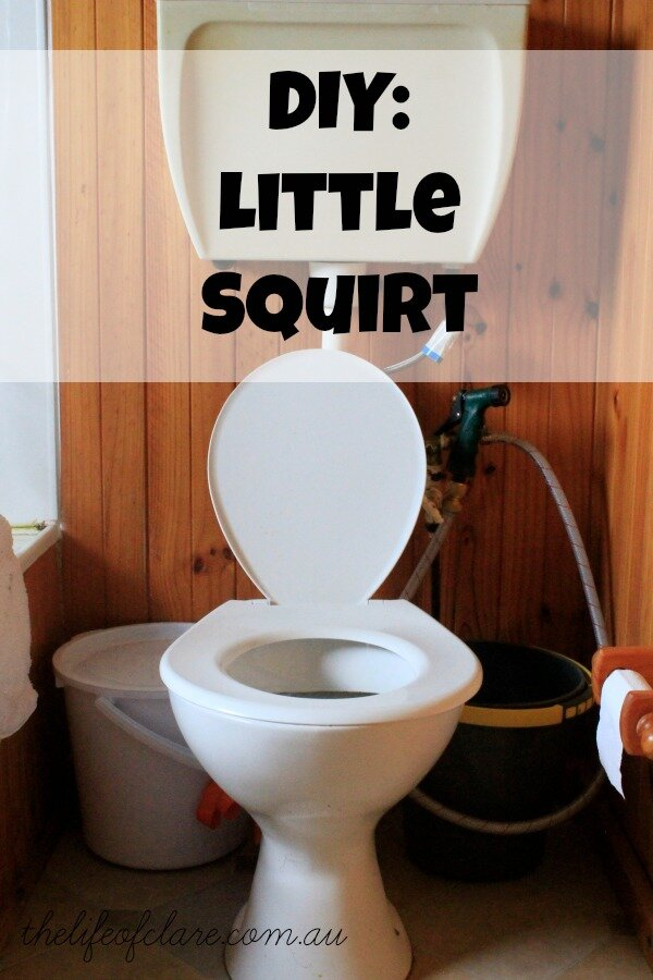 DIY: Little Squirt