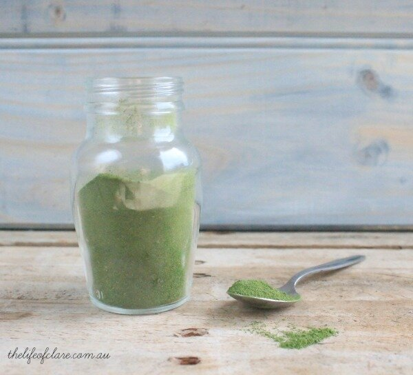 kale powder