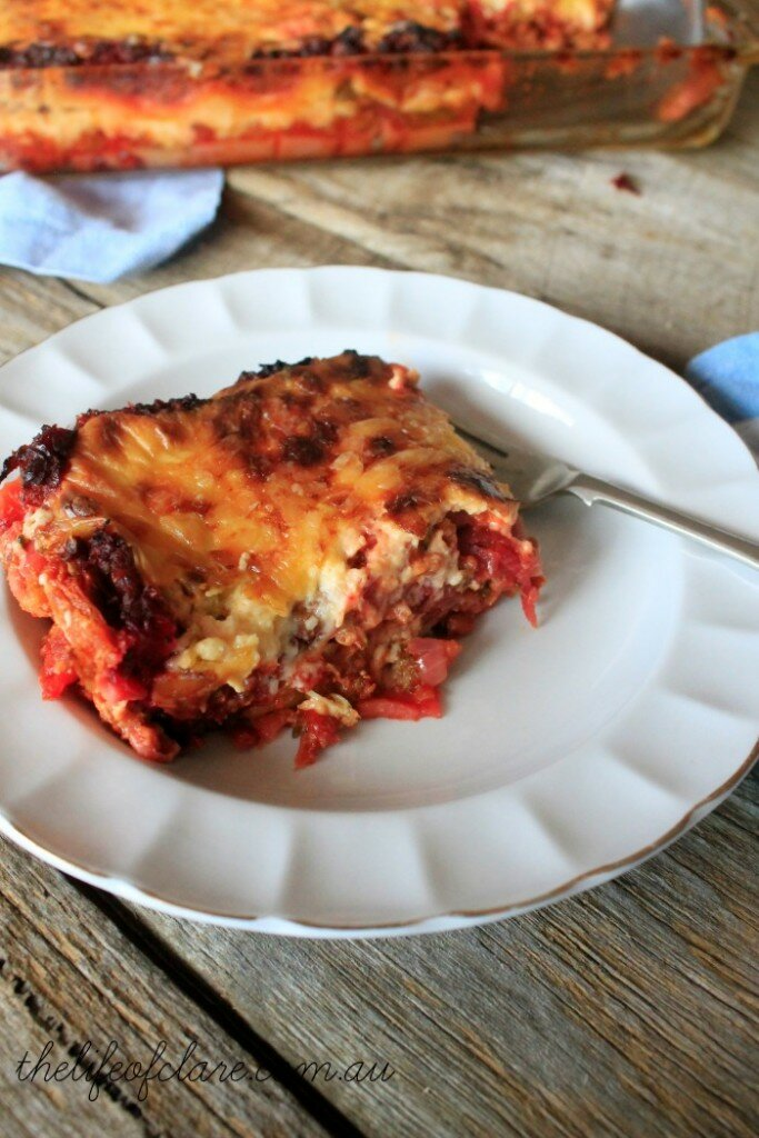 The Best Lasagne Ever!