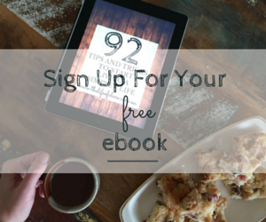 Sign Up For your FREE ebook