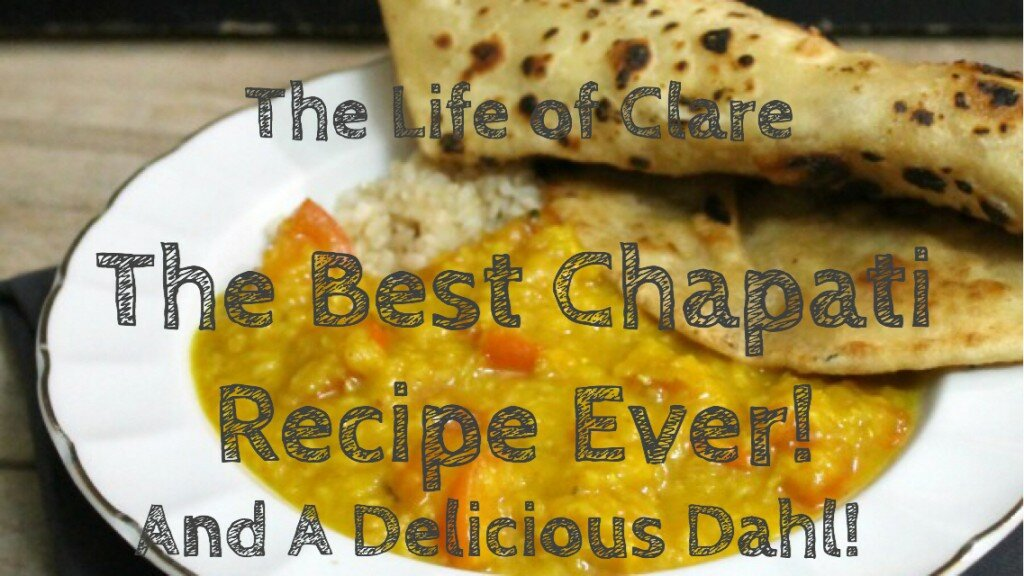 The Best Chapati Recipe Ever!