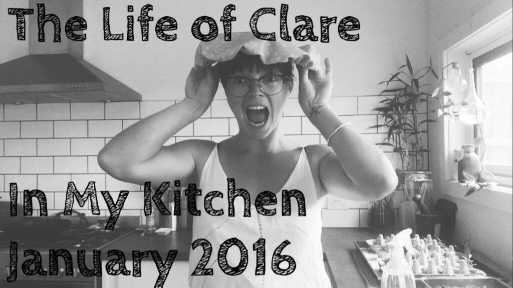 In My Kitchen January 2016