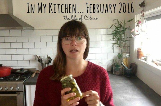 In My Kitchen feb 2016