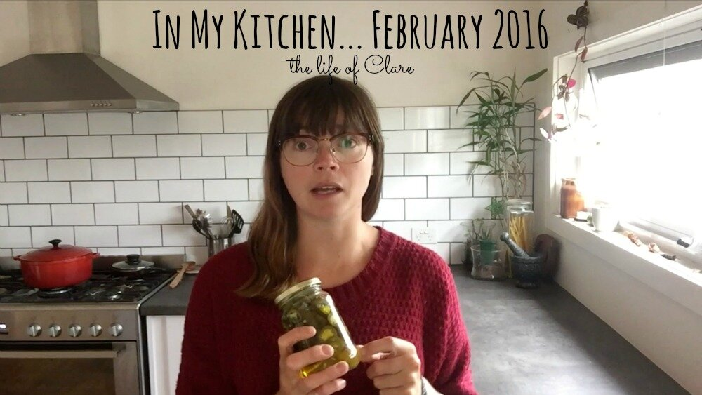 In My Kitchen feb 2016