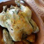 romertopf roast chicken