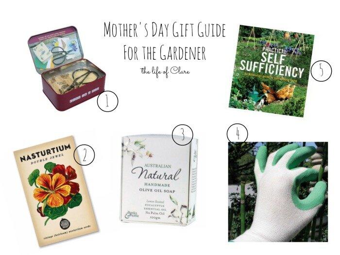 Mother's Day gardener