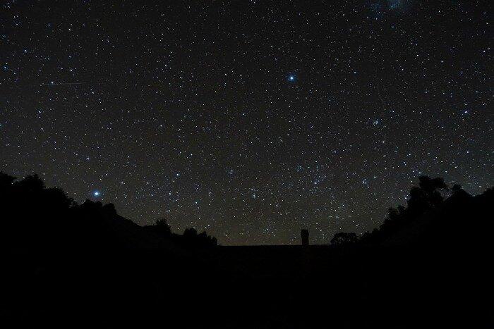 starry nights Wollangarra