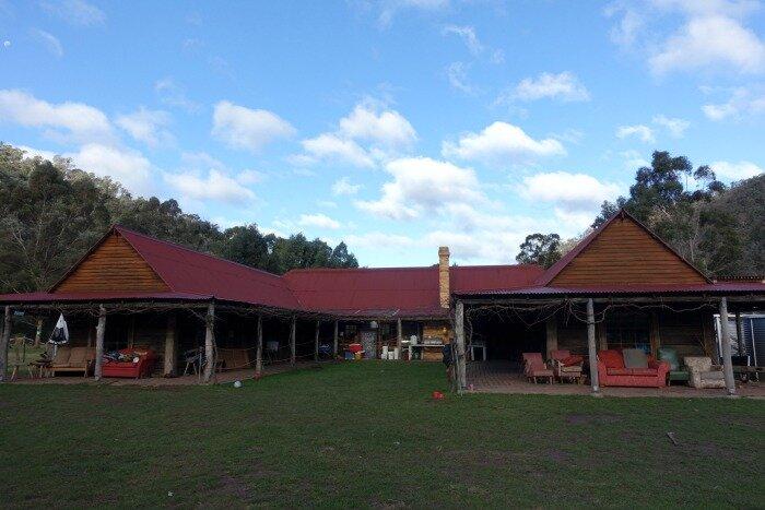 wollangarra homestead