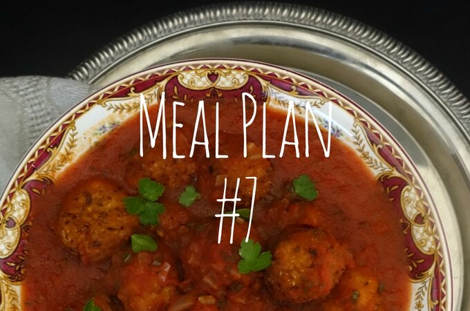 Meal Plan #7