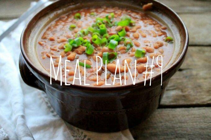Meal Plan #9