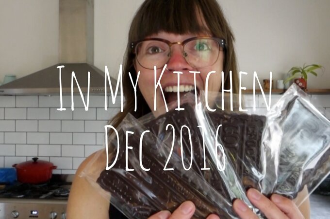 In My Kitchen… December 2016