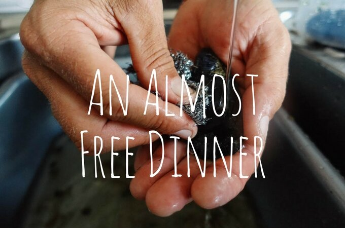 An almost free dinner