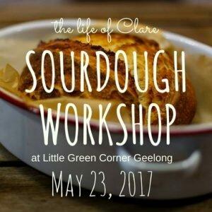May 23 Sourdough workshop